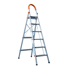 Aluminum Domestic Folding Ladder Aluminum Stair