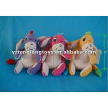 Lovely And Cute Soft Peluche Donkey Toys
