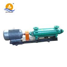 Les pompes à haute pression supportent l'eau de mer