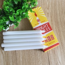 Dozen 35G Pillar White House-kaarsen