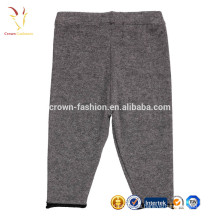 Hohe Qualität Baby Kinder Kaschmir Knit Pants Custom