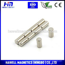 N52 неодимовый магнитный цилиндр ROHS