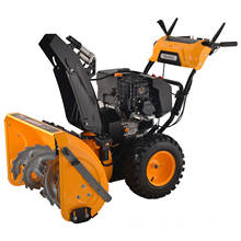 302cc11hp Electrical start,2 stage,6 foward 2 reverse snow blower(LZST-E001)