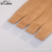 Новые продукты высокое качество Водонепроницаемый российские оптовые 5А Реми дважды обращается Европейский волос