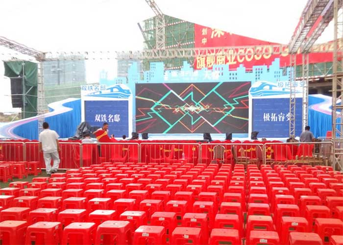 Outdoor Stage LED Display