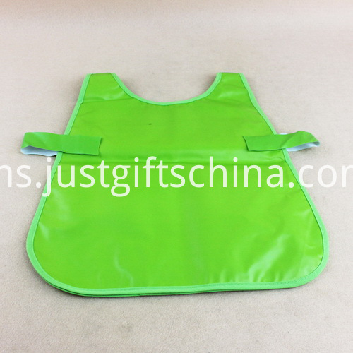 Custom Waterproof PVC Baby Bibs (3)