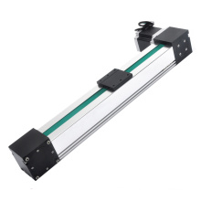stepper motor belt driven linear guide unit from china