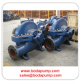 Large Flow Rate Double Suction Water Pump