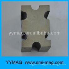 Electric meter magnet/Alnico
