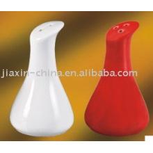 Set de sal y pimienta de cerámica JX-79AR