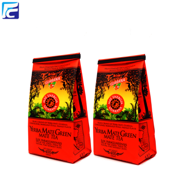 Food Grade Matt Printed Coffee Packaging Bag Atacado