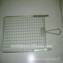 Rustless barbecue grilles wire mesh(factory)