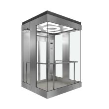 Экскурсионный лифт с квадратной кабиной
