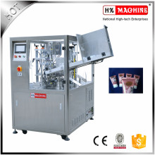 Cosmetics Paste Cream Plastic Tube Filling and Sealing Machine