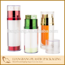 New bottle with double tube 10-60ml