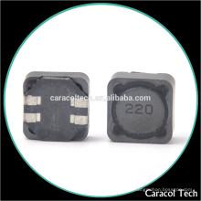 Bobine d'inducteur blindée de la série SMD 6R8180uH pour la carte PCB