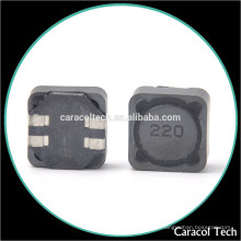 Projetos personalizados High Frequency Power Choke Inductor 1.3a For Sale