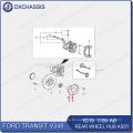 Original Autoersatzteile für Ford Transit Hinterradnabe 7C19 1109 AB