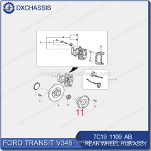 Repuestos originales para Ford Transit Rear Wheel Hub 7C19 1109 AB