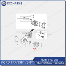 Genuine Auto Spare Parts for Ford Transit Rear Wheel Hub 7C19 1109 AB