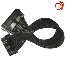 24pin Male to Female Wire Harness