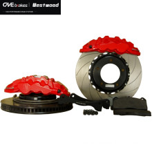 CME brakes Big Brake Kit 6-Piston 8520 Caliper with Slotted Rotor 390*36mm For LC5700