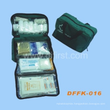 Home / Car / Outdoors First Aid Kit for Emergency (DFFK-016)
