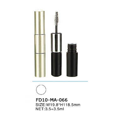 Fashion Unique Style Empty Plastic Mascara Tube