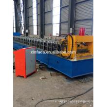 Exportación de Corea corrugado hoja de techos Roll formando la máquina con agujeros de perforación