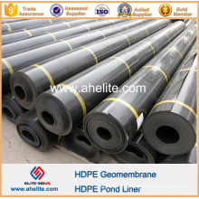HDPE Geomembrane Pond Liner for Roof Garden