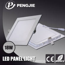 225X225 18W White LED Panel Light with CE RoHS (PJ4033)