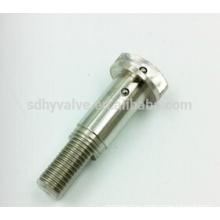 AISI A182 F51 stem gate valve Stellite manufacture