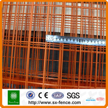 Airport construction candian temporary fencing