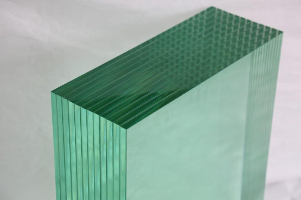 Mur rideau sismique anti-sismique utilisé en verre feuilleté Chine ...