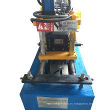 Máquina formadora de rollo de canal C