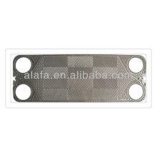 T20M одинаково титан теплообменник пластины и прокладки, пластины теплообменника