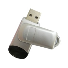 Girevole USB Flash Drive Pieghevole Storage Thumb Pendrive