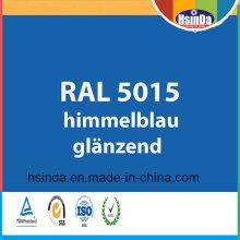 Ral Color Ral 5015 Revestimiento en Polvo de Cielo Azul