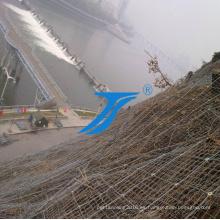 Valla de protección de Sns y valla de malla Rockfall
