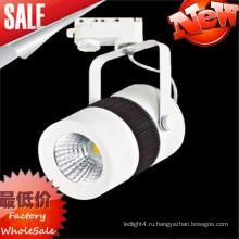 Новый стиль украшения крытый и открытый светодиодный свет трек 10W 20W 30W доступны