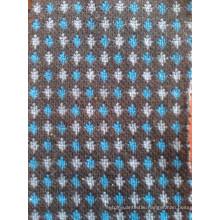TR jacquard knitting fabrics man T-shirt