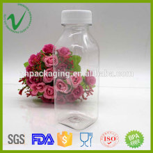 Fruchtsaft Verpackung leer Platz PET 350ml Saft Kunststoff-Flasche von Shenzhen Lieferant