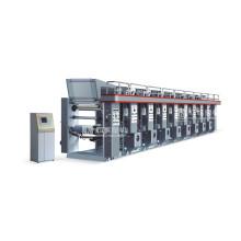 Máquina de impressão de gravura a laser de alta velocidade 800