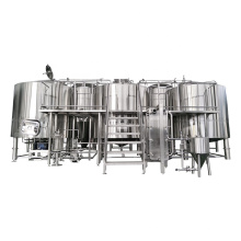 Stainless Steel 500L Craft Beer Brewing Machine For Beer Factory