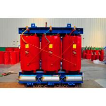 Transformateur de puissance de distribution à sec du fabricant