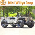 Presagie el Quanlity aseguró 50cc nuevo Jeep Willys para la venta