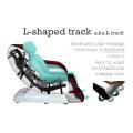 Hengde affaires 3D L piste intelligente chaise de massage avec zéro gravité