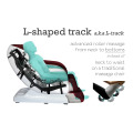 Hengde business 3D L track intelligent massage chair with zero gravity