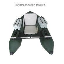 Barco de pesca qualidade militar pequeno barco Float Tube
