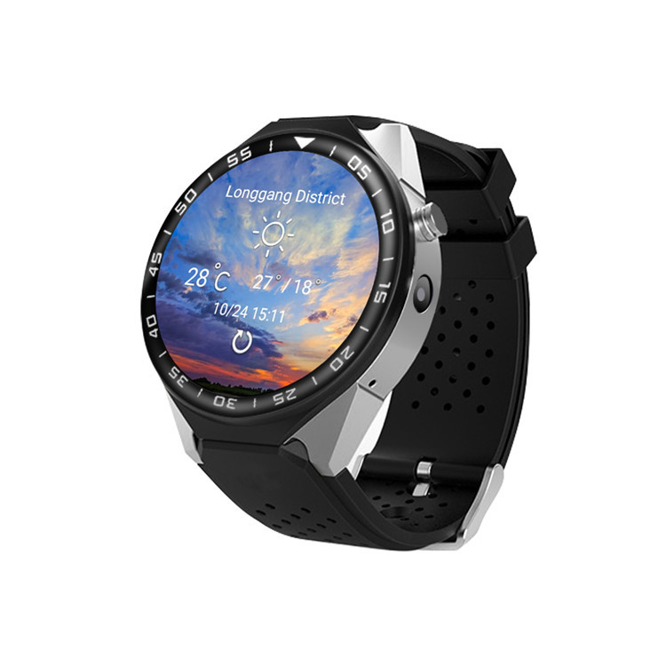 SOS Emergency 3G GPS Navigation Smartwatch